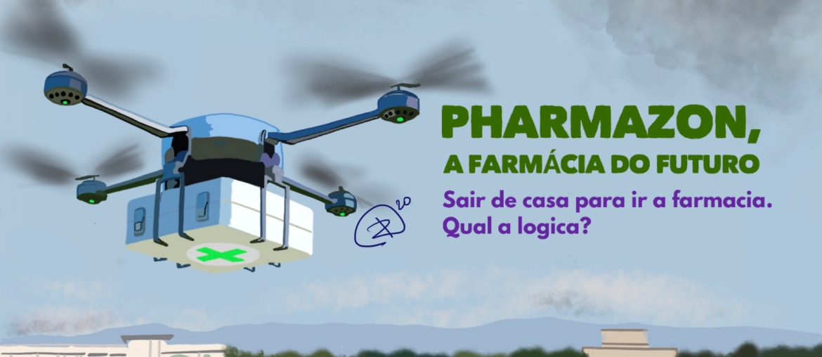 PHARMAZON, a farmácia do Futuro